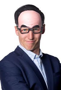 Panna med glasögon