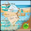 Summer Holiday Keyboard icon