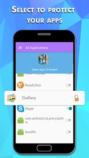 App Lock – Best AppLock & Vault Advance Protection - náhled