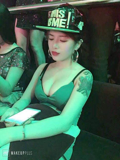 DJ Su Tây (Phan Lê Kim Phú), hot girl DJ 10