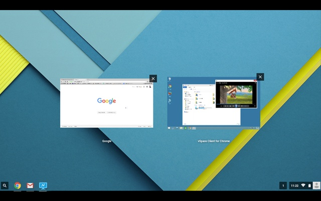 vSpace Pro Client for Chrome