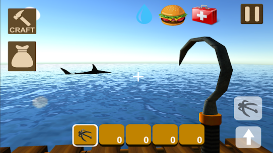 Raft Survival Craft.io 7.1 Latest MOD Updated 2