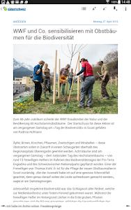 Südostschweiz (Tablet) screenshot 3