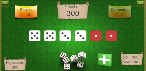 Dice Game based on the rules of 10000.<br>No commercials.