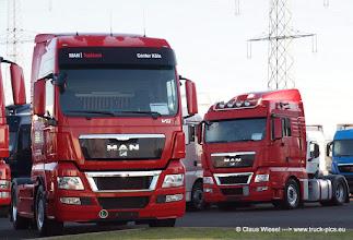 Photo: Beautiful TGX V8 !    ----> www.truck-pics.eu