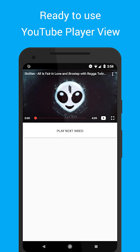 android-youtube-player library for YouTube Apk apps 1