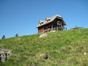 Photo: Vord.Roßalmhütte-1647m