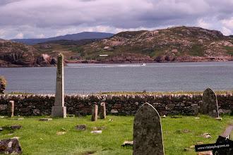 Photo: La Isla de Iona era el lugar de enterramiento de los primeros reyes escoceses