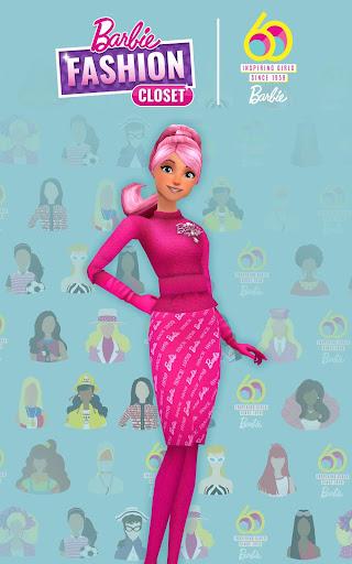Barbie™ Fashion Closet  captures d'écran 1