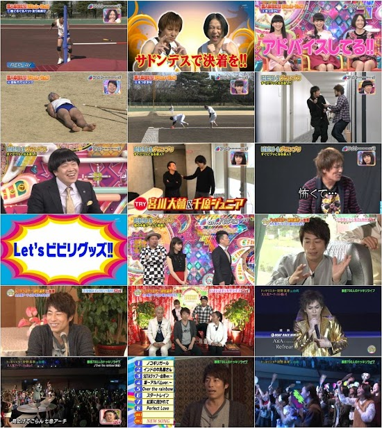 (TV-Variety)(720p) AKB48G Nogizaka46 – Some TV Show Collection 160408 160409 160410 160411 160412