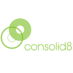 Consolid8 logo