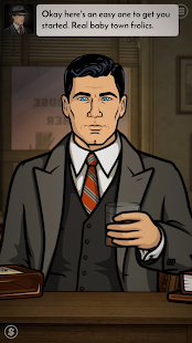 Archer, P.I.- screenshot thumbnail