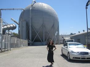 Photo: NOX Sphere tanks. Big ones.