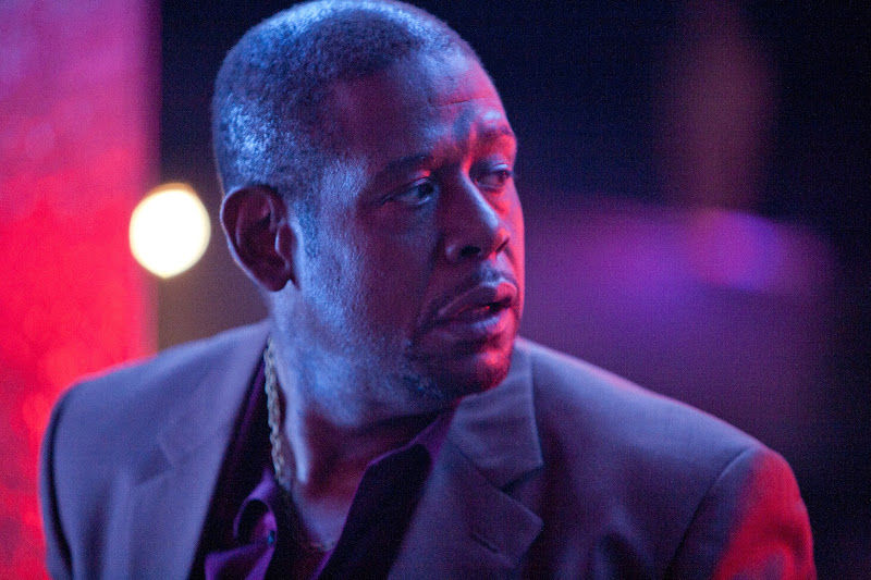 """Photo: Forest Whitaker is """"Ronny"""" in 'Catch.44' - http://numet.ro/catch44"""