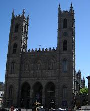 Photo: Notre Dame du Montreal