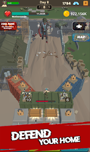 Merge Turrets: Zombies 2.2 APK with Mod + Data 2