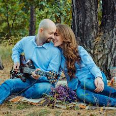 Wedding photographer Oksana Krasyuk (Ideya). Photo of 28.12.2014