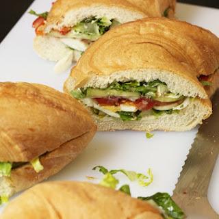 Picnic Sandwich.
