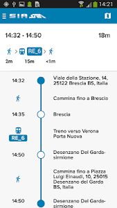 ARRIVA Brescia screenshot 4