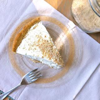Almond Rum Cream Pie