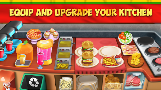 My Burger Shop 2 - Fast Food Restaurant Game modavailable screenshots 4