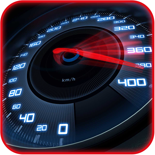 Neon Speedometer Car Theme 遊戲 App LOGO-APP開箱王
