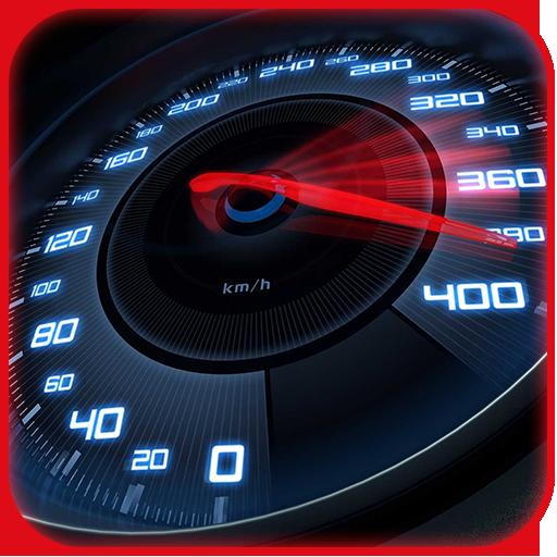 ネオンスピードメーター車のテーマ 遊戲 App LOGO-APP開箱王
