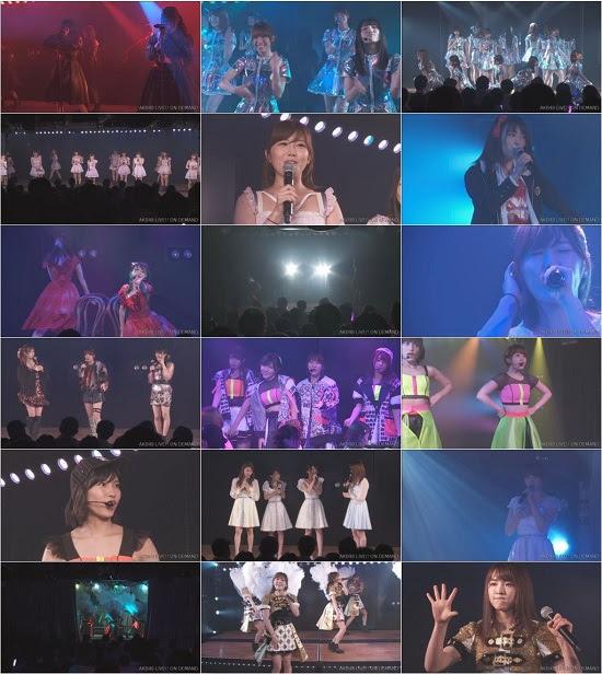 (LIVE)(720p) AKB48 チームA 「M.T.に捧ぐ」公演 Live 720p 170815