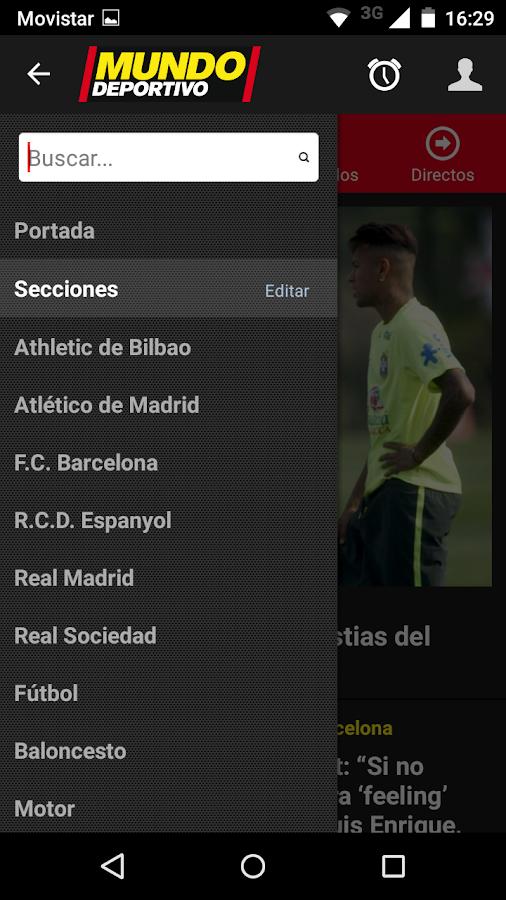 Mundo Deportivo Oficial- screenshot