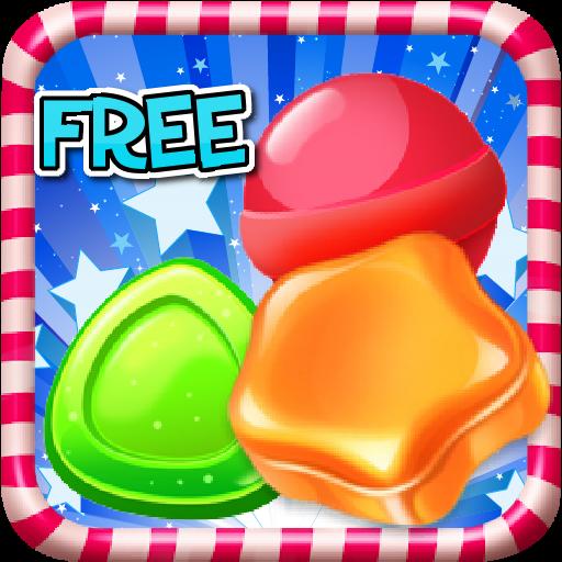 糖果狂潮免费 解謎 App LOGO-硬是要APP