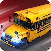 School Bus Simulator 2017 Android APK Download Free By Fun Blocky Games