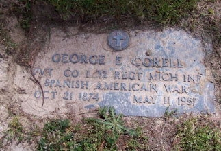 Photo: Corell, George E. (Vet) Spanish American War