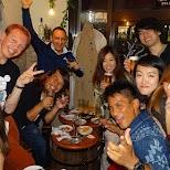 ParaPara dinner party in Tokyo in Tokyo, Tokyo, Japan