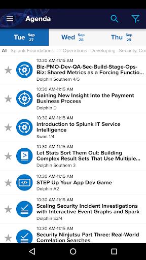 玩免費遊戲APP|下載Splunk .conf2016 app不用錢|硬是要APP