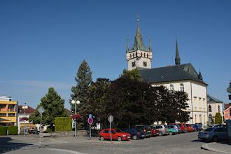 Photo: Humpolec. Zawsze omijałem to miasto, tym razem postanawiam odwiedzić centrum.