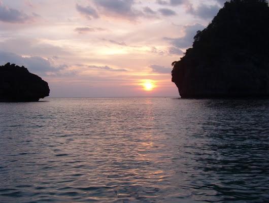 Il tramonto dell'amore di antonella73
