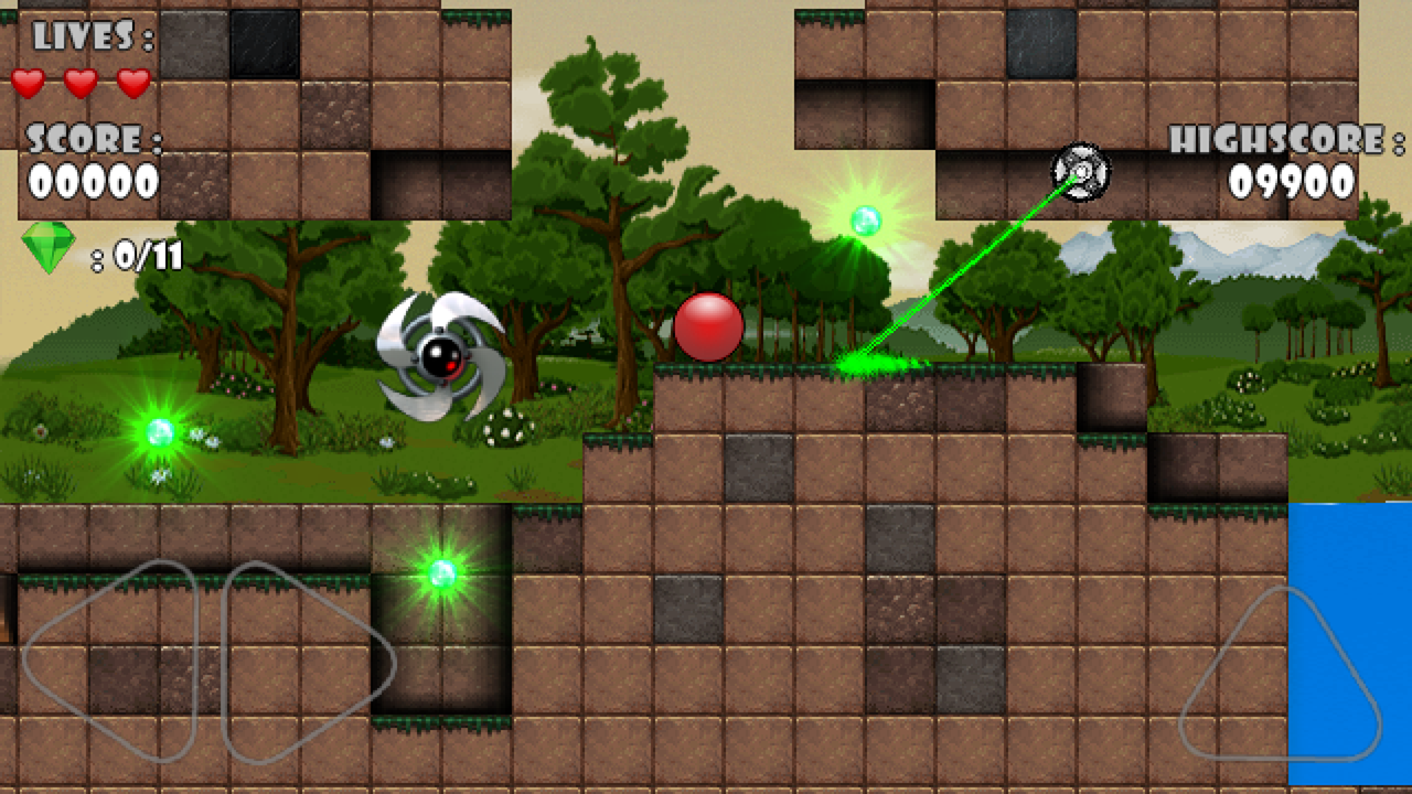 Red Ball- screenshot