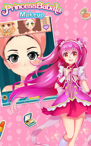 Magic Princess Makeup:Dressup - screenshot
