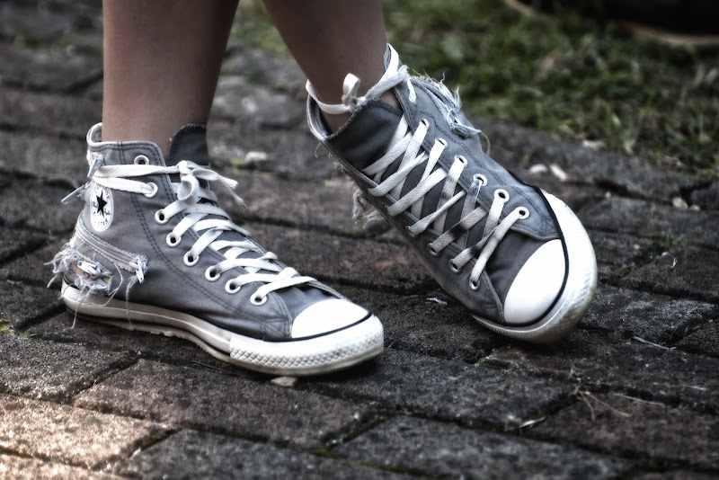 Nuove 'vecchie scarpe'..... di Stefano Muzzarelli