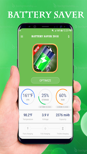 Battery Saver 2018 - Power Doctor APK (1 0 2) on PC/Mac! AppKiwi Apk