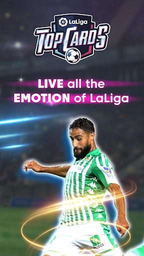 LaLiga Top Cards 2020 - Soccer Card Battle Game 4.1.2 screenshots {n} 8