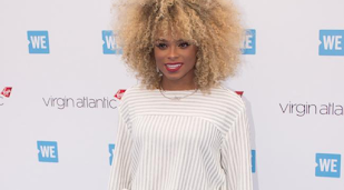 Fleur East shot video the day before I'm A Celebrity