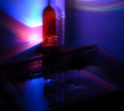 Astratto fotografico in blu di *@ndrè*