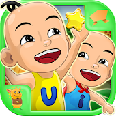 Upin Ipin & Friends Kipiblocks