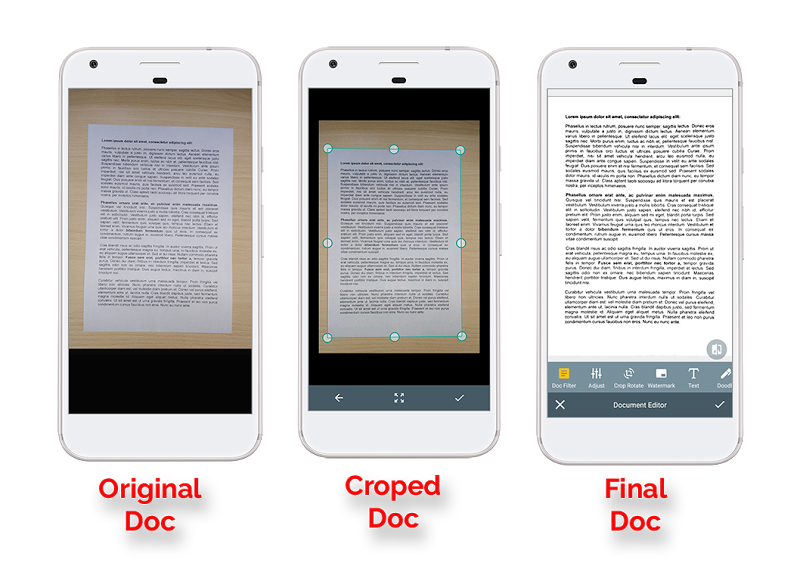 Document Scanner - PDF Creator Screenshot 12