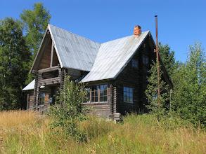 Photo: Вид на дом с другой стороны