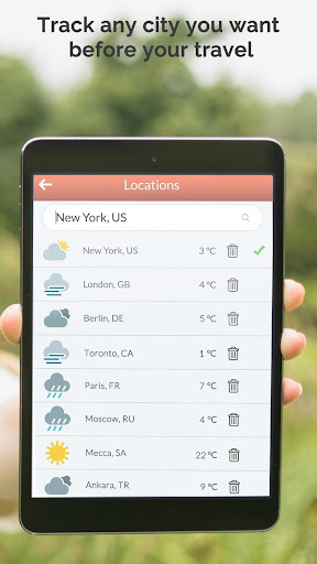 Weather Forecast: Today Temperature, Local Weather 2.0 screenshots 9