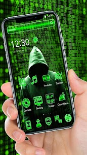 Secret Hacker Theme App Latest Version  Download For Android 8