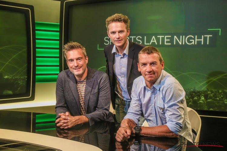 """Opvallende gast bij Play Sports voor Club Brugge-Lokeren: """"Als aangespoelde Clubsupporter, nog geen analist"""""""