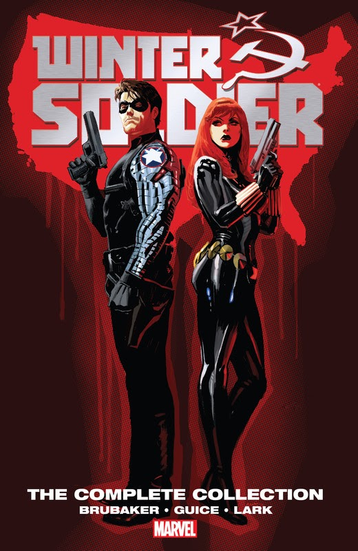 Winter Soldier by Brubaker: The Complete Collection (2014)